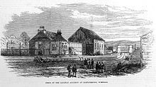 The Kirtlebridge rail crash took place in 1872 at Kirtlebridge railway station in Dumfriesshire.[note 1] An express passenger train ran into a goods train that was shunting; 11 people lost their lives immediately, and one further person succumbed later. The cause was a failure to communicate between the station master in charge of the shunting operation, and the signalman. There was not full interlocking of the points and the block system of signalling was not in use.
