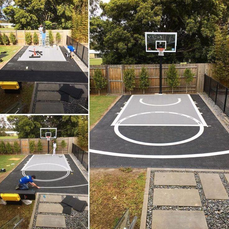 Cost For Backyard Basketball Court - Modern Design in 2020 ...