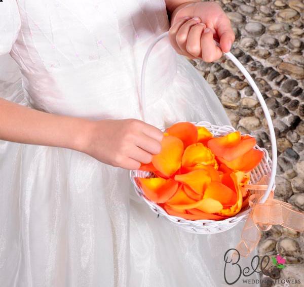 23 best fresh rose petals for weddings images on pinterest rose