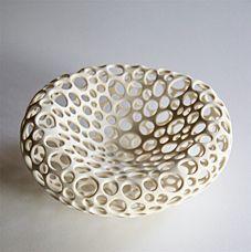 Makoto Komatsu | porcelain bubble bowl...