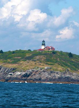 Seguin Island lighthouse in Maine is a spectacular island at the head of Boothbay harbor Maine http://www.visitmaine.net/page/5/tour-the-coast