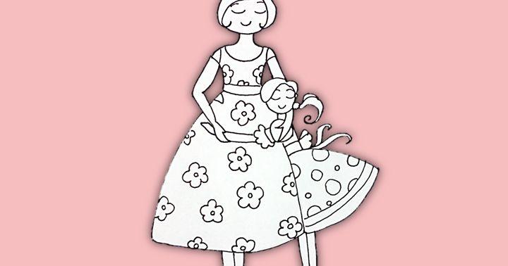 cartelitos con frases para el día de las madres