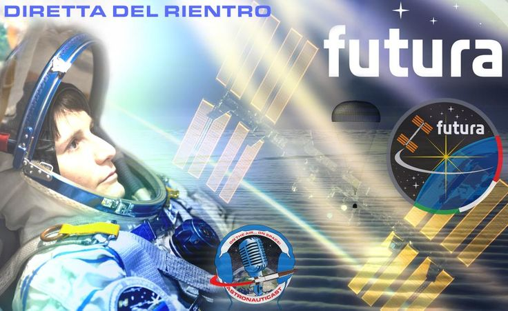Diretta #AstronautiCAST del ritorno sulla Terra di Samantha Cristoforetti #Futura42 http://www.astronautinews.it/2015/06/08/diretta-astronauticast-del-ritorno-sulla-terra-di-samantha-cristoforetti/…