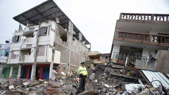 Un fuerte terremoto de 6,2 vuelve a sacudir Ecuador - http://verdenoticias.org/index.php/blog-noticias-medio-ambiente/258-un-fuerte-terremoto-de-6-2-vuelve-a-sacudir-ecuador