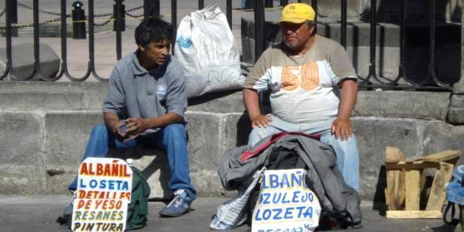 Oaxaca Digital | Tiene México 2 millones 539 mil desempleados: Inegi