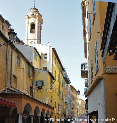 Grande ville, Vieux Nice, Nice Côte d'Azur, Alpes Maritimes