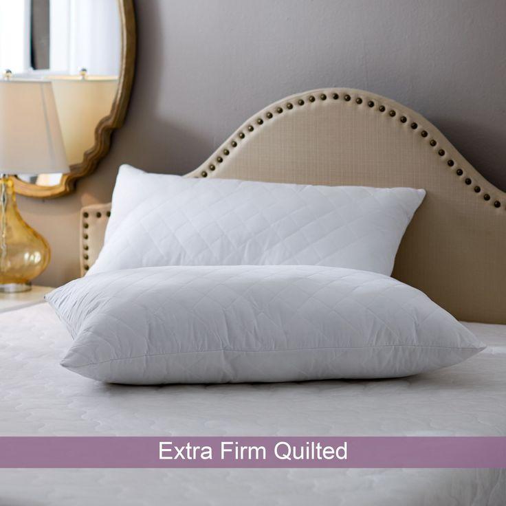 Extra Firm Pillow