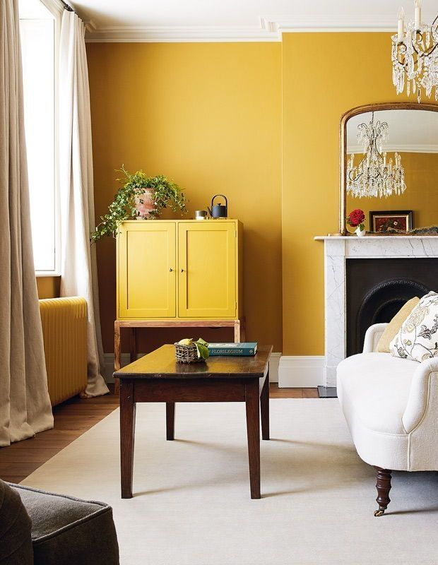 40 Extraordinary Yellow Living Room Ideas Paletas De Colores Para Dormitorio Decoracion De Interiores Colores Para Casas