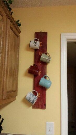 Best 25 Coffee Mug Holder Ideas On Pinterest Coffee Cup