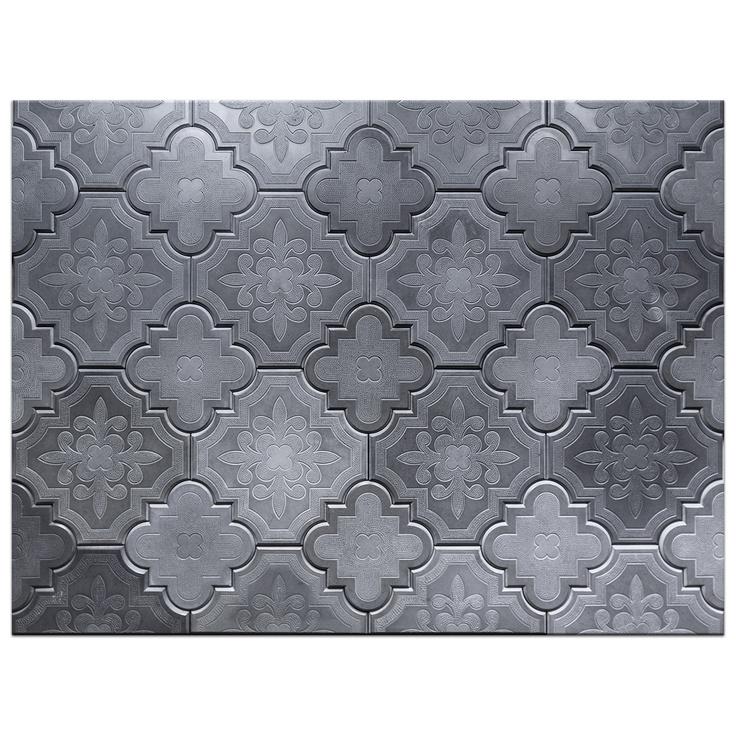 7 best flaster images on pinterest concrete design concrete roof ivanka flaster tile rock grey malvernweather Choice Image