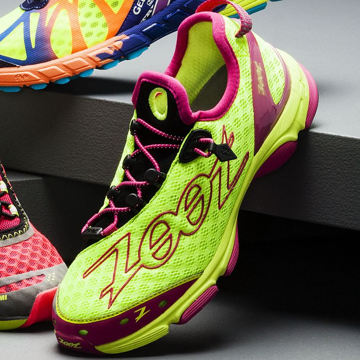 Zoot Ultra TT 7.0 from the 2014 Triathlete Buyer's Guide: Running Shoes