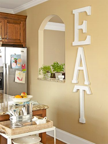 Room Makeover On A Budget | Decorate With Letters | Pinterest | Empty Wall,  Lobbies And Empty.
