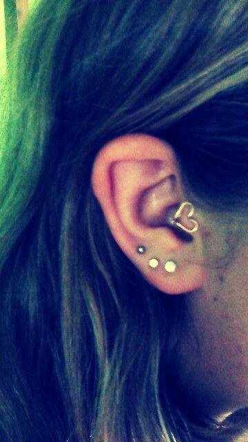 My piercings