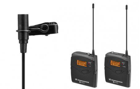 Sennheiser EW 112-p G3 Micro omnidirectionnel sans-fil/HF < 600,00 €