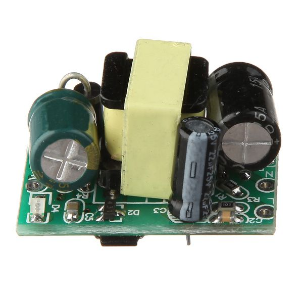 New Arrival 1PC 5V 700mA 3.5W AC-DC Step Down Isolated Switching Power Supply Module Power Supply Module #Affiliate
