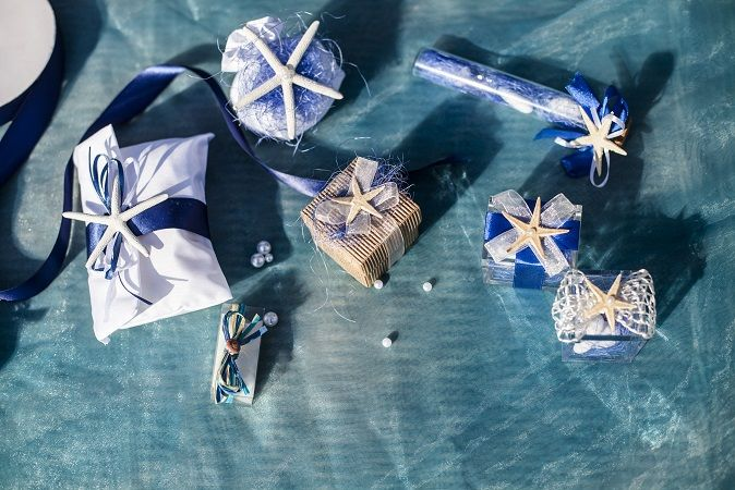 BOMBONIERE MARE - SEA WEDDING FAVORS
