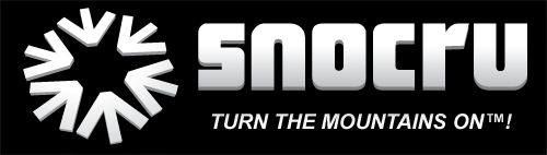 Winter's app for tracking all your riding & skiing. You can also locate the nearest gas station or bar! snocru.com