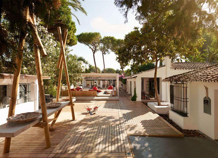 Une autre expérience des vacances en famille au Marbella Club, Espagne
