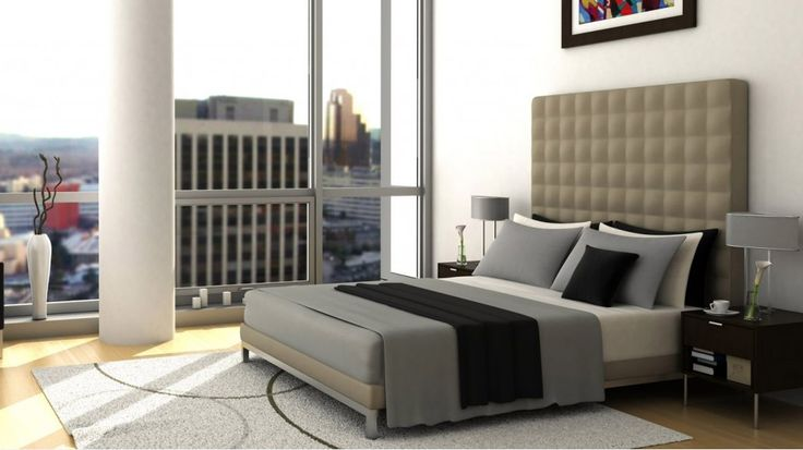 ideas for apartment bedrooms