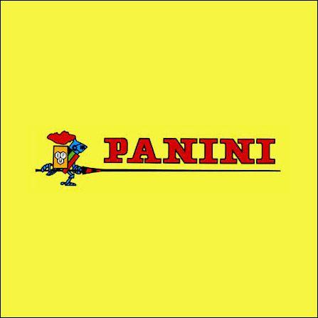 Panini stickers logo
