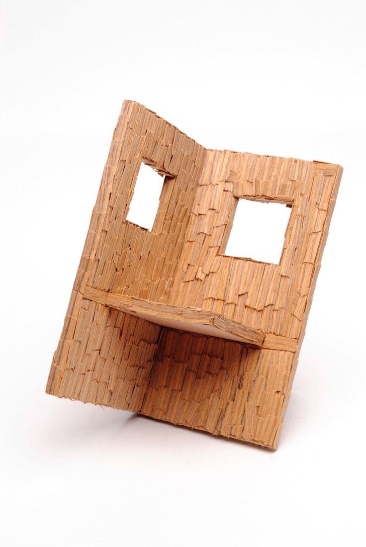 Projeto Cadeira inspirado na Cadeira Favela dos irmãos Campana!
