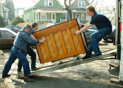 How to move a piano - with detailed instructions and photos