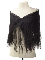'Matariki Caper' woven garment