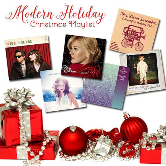 Modern Christmas Music Playlist!