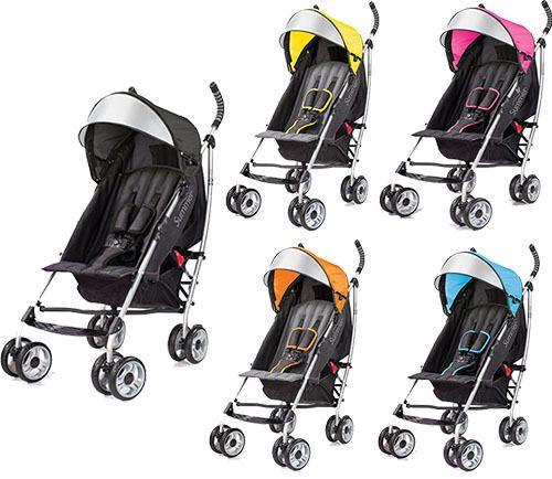Baby Stroller Infant Toddler Strollers Safe Adjustable Canopy 6 Colors NEW  #BabyStroller