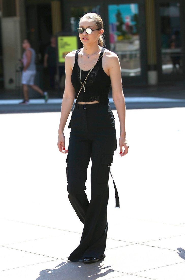 b35273d03749e Here s What All of Gigi Hadid s Outfits Have in Common
