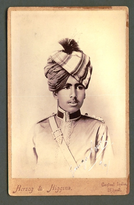 Maharaja Ganga Singh (October 3, 1880, Bikaner–2 February 1943, Bombay) was the ruling Maharaja of the princely state of Bikaner (in present-day Rajasthan, India) from 1888 to 1943. He is widely remembered as a modern reformist visionary, and he was also the only non-Anglo member of the British Imperial War Cabinet during World War