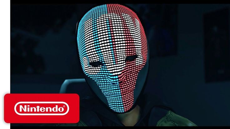 PAYDAY 2 – Joy Trailer – #nintendo Switch