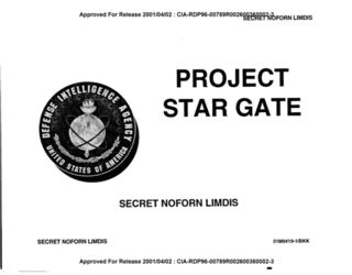 "The ""Stargate"" Project"