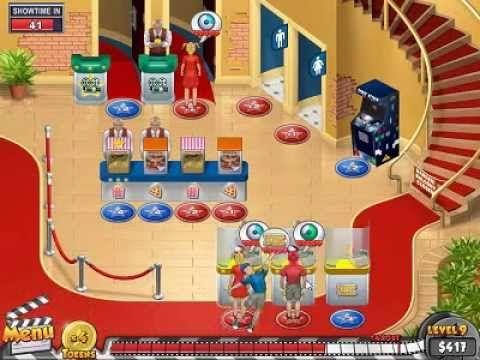 Megaplex Madness levels 07 to 10