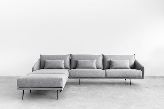 COSTURA диван по Stua |  Комната отдыха диваны
