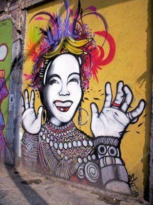 HISTÓRIA DA ARTE DO GRAFITE :: Point da Arte
