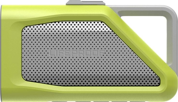 LifeProof - Aquaphonics AQ9 Portable Bluetooth Speaker - Laguna clay