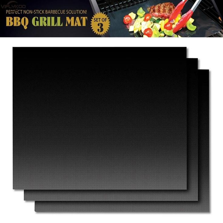 2 1pcs Barbecue Grill Mat Non-stick BBQ Grill Mats Baking Liner0.2mm Thick Ptfe Cooking Microwave Oven Pad Reusable Teflon Sheet Type: Tools Feature: Easily Cleaned,Non-Stick,Heat Resistance Finishing: Not Coated Model Number: Barbecue Grill Mat For The Number: 10 Kit Number: 2 Material: Thick ptfe Tool Type: Barbecue Grill Mat name: BBQ grill mats USE: waterproof, durable,non-stick bbq grill mats pad 100% Satisfaction Guaranteed: PFOA and BPA free Certification: SGS, FDA,LFGB Hohs…