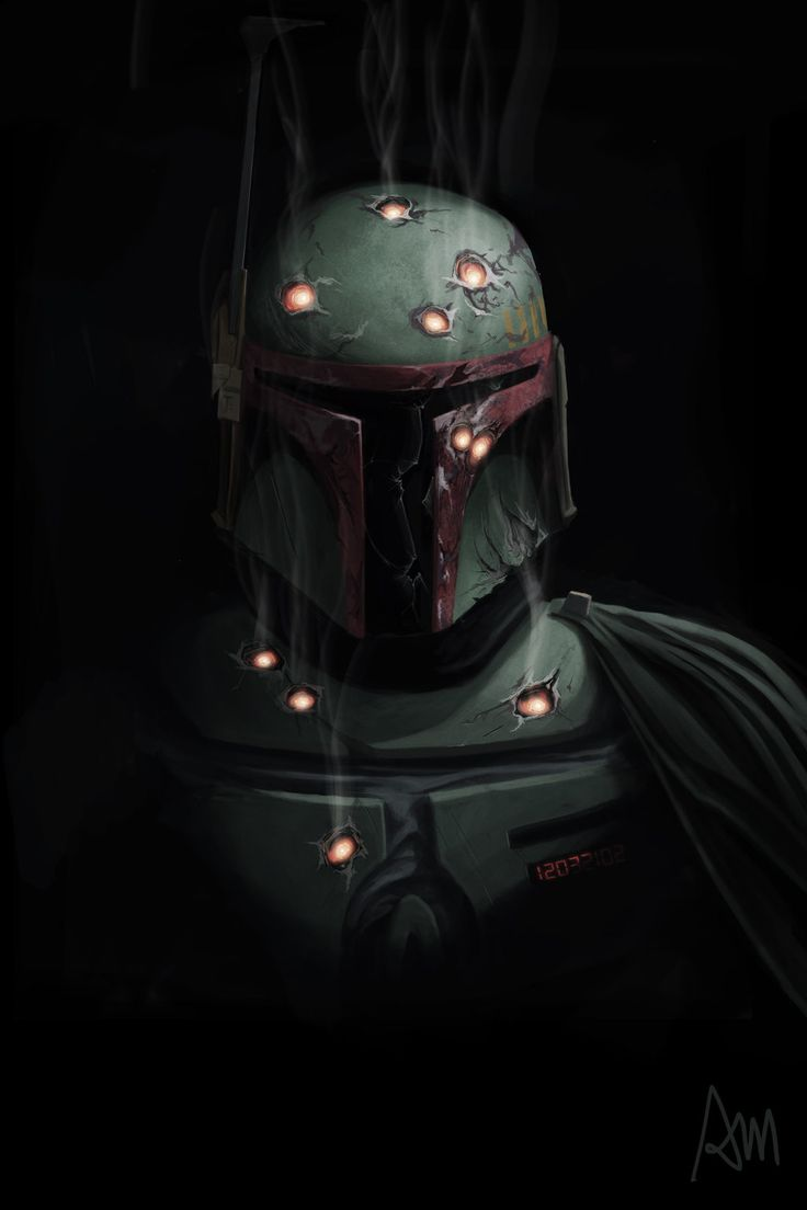 You Should See the Other Guy  - Boba Fett