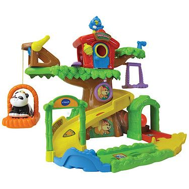 VTech Toot Toot Animals Tree House