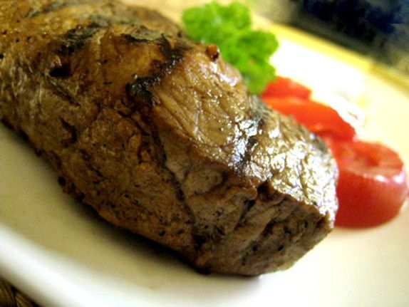 Quick and easy steak marinade on Food Network