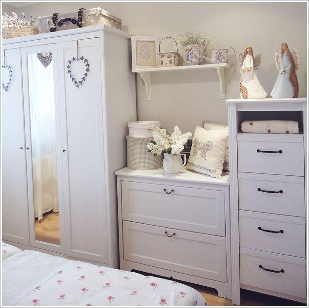 Janin blog: Z naší ložnice....