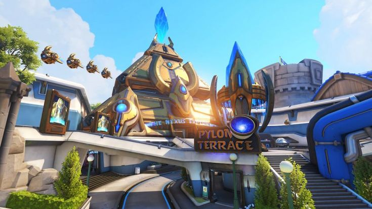 Here's when Overwatch's next map is planned to launch
