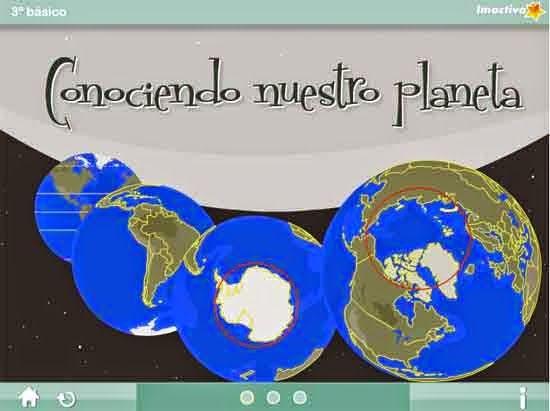 Conoce a nuestro planeta