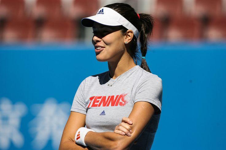 Ana Ivanovic @ China Open 2013 #WTA #Ivanovic #ChinaOpen