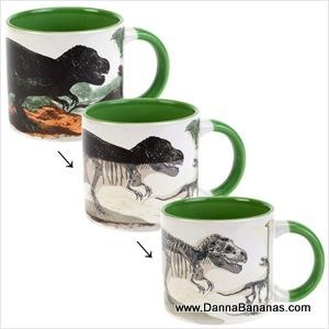 disappearing dino mugDino Mugs Dads, Coffe Cups, Coffee Cups, Mornings Coffe, Cubes, Dinosaurs, Drinks, Dishwashers, Disappearing Dino