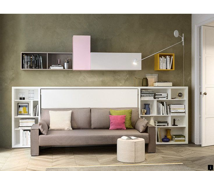 Read Information On Horizontal Wall Bed