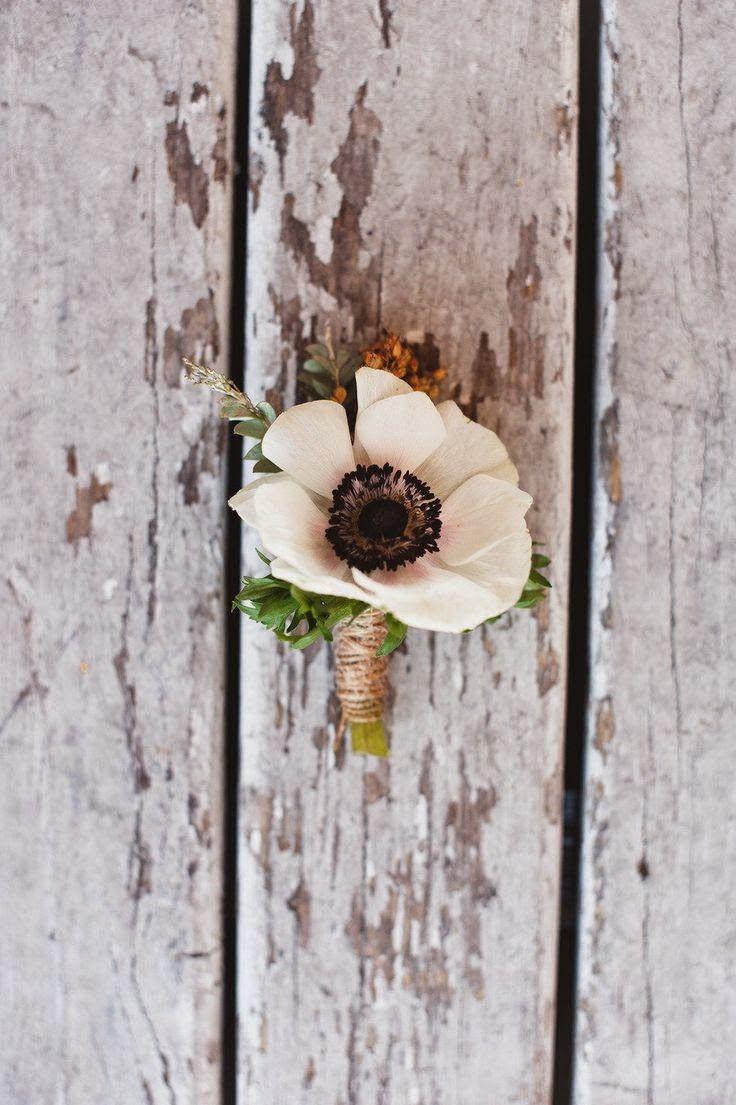 10 Romantic Anemone Bouquets