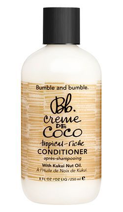 Coconut-based Beauty: bumble and bumble Creme de Coco Conditioner…