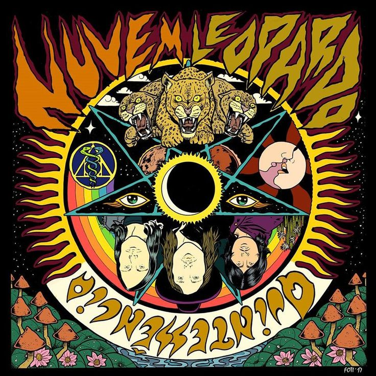 Quintessência by Nuvem Leopardo 11 track album